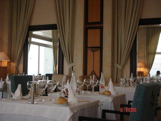 SENTIDO Aziza Beach Golf & Spa: International restaurant,