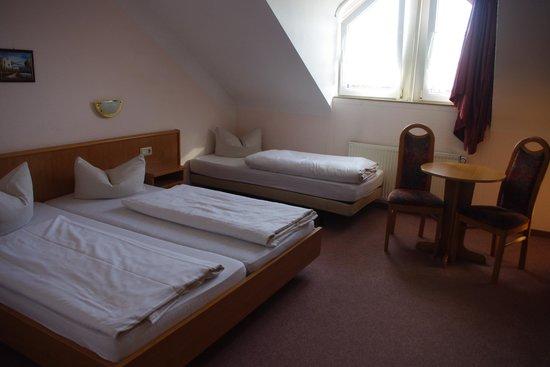 Waldsee, Deutschland: La stanza tripla