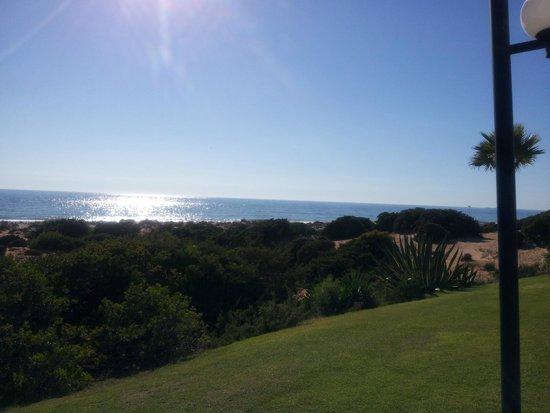 Iberostar Royal Andalus: Vista desde la terraza de la piscina