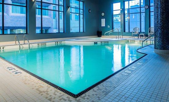 Hotel BLU: Second Floor Pool