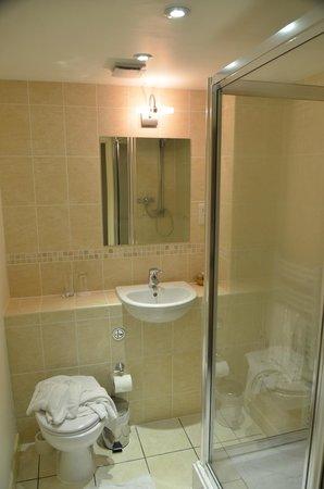 Rectory Farm: salle de bain