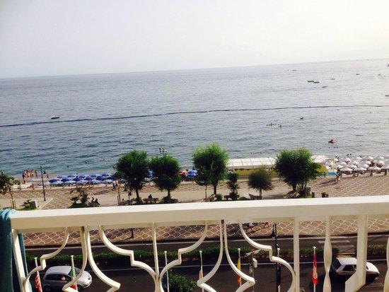 Pietra di Luna Hotel: View from balcony