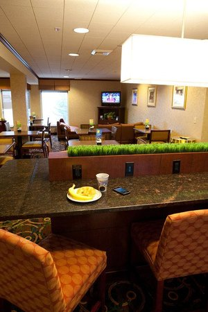 Holiday Inn Express Hotel and Suites Richland: Breakfast Area