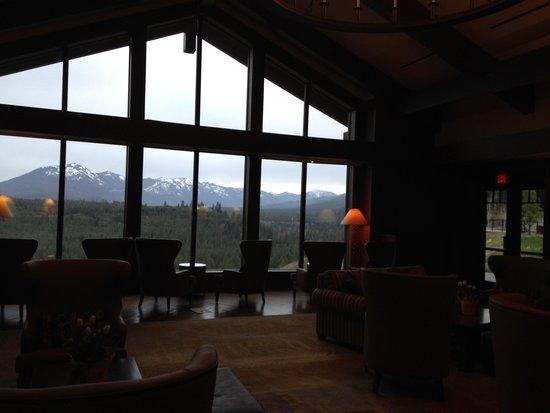 Suncadia Resort: The lobby