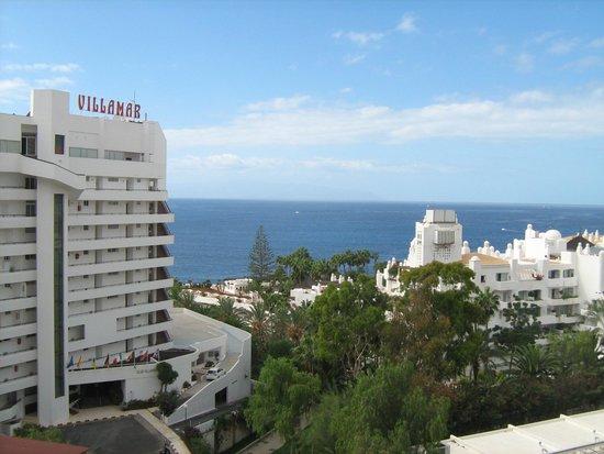 Iberostar Bouganville Playa: вид из номера