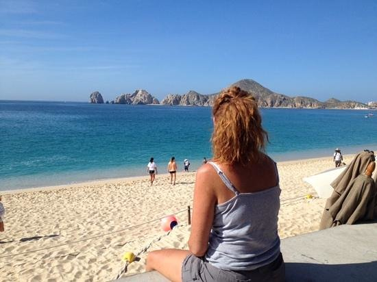 Villa del Palmar Beach Resort & Spa Los Cabos: Last day here, just taking in the awesome view.