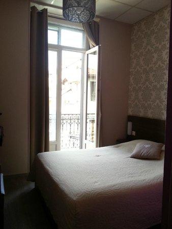 Atipik Hôtel Alexandra : Camera 16 al 2° piano