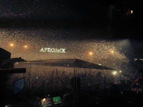 Bcm Planet Dance: Afrojack au BCM !