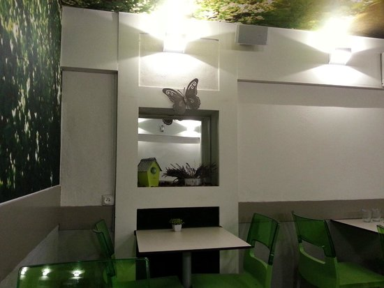 Atipik Hôtel Alexandra : Sala colazione