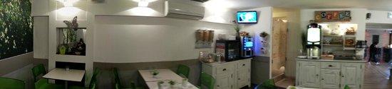 Hotel Alexandra : Sala colazione