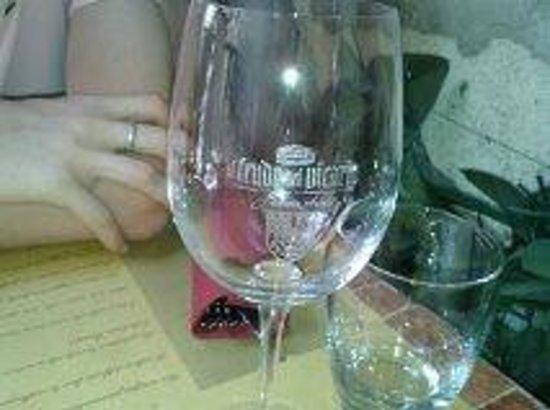 Il Feudo del Vicario: bicchiere