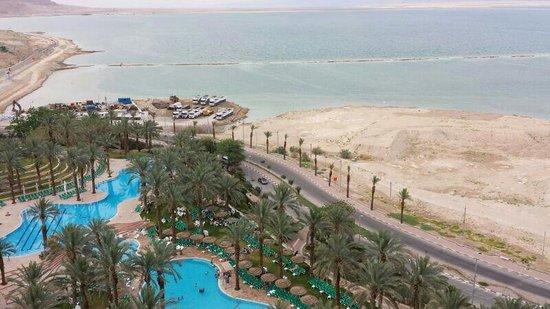 David Dead Sea Resort & Spa: ים המלח