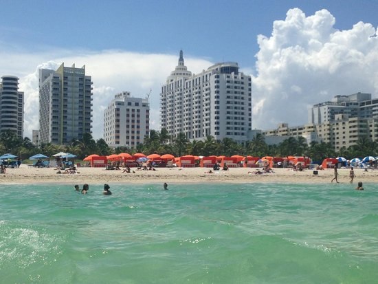 Royal Palm South Beach Miami, A Tribute Portfolio Resort: from the water
