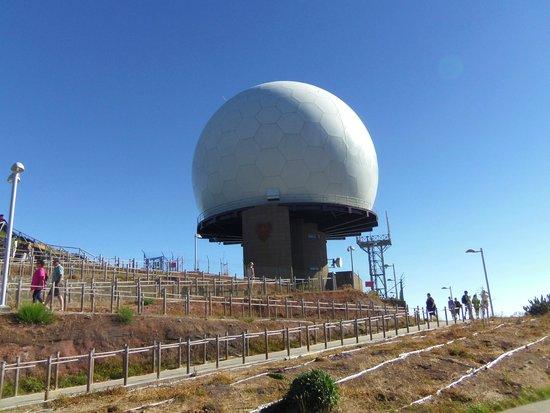 Pico do Arieiro: the start