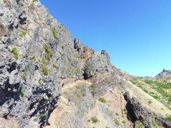 Pico do Arieiro: nice walk