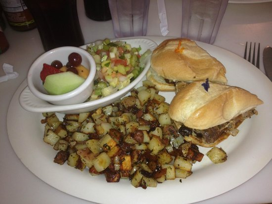First Awakenings: great sides to a fine sandwich