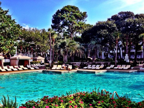 The Westin Hilton Head Island Resort & Spa: Beautiful main pool