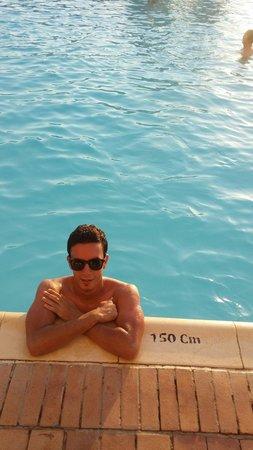 Marina Lodge at Port Ghalib: Àla piscine de marina lodge
