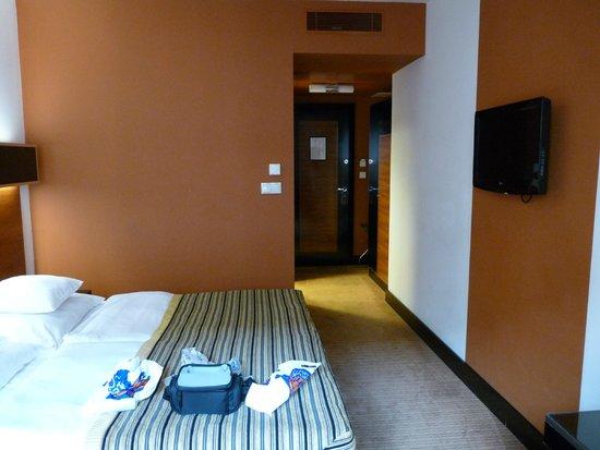 Hotel Grand Majestic Plaza Prague : My Room 318 In Grand Majestic Plaza Hotel