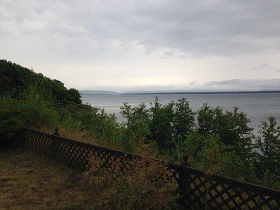Lake Shore Salzburger Hof Resort : View of Batchawana Bay