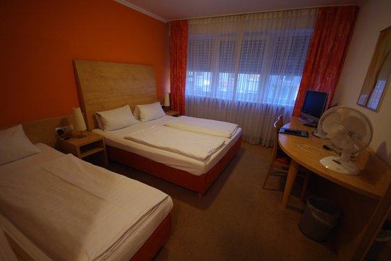 Hotel Wallis: La stanza tripla