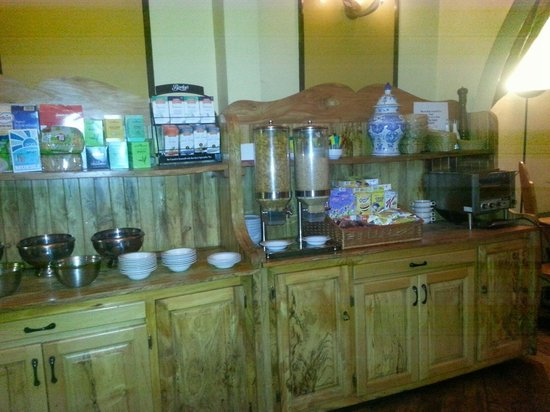 Kilford Arms Hotel: Continental