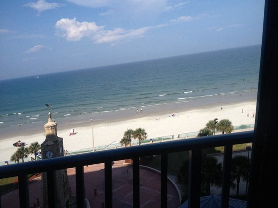Hilton Daytona Beach Oceanfront Resort: Amazing room