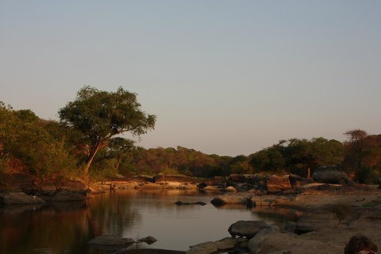 Bua River Lodge : Evening walks...