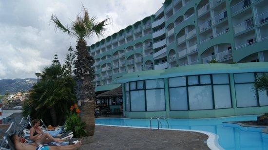 Pestana Ocean Bay Hotel: Hotel
