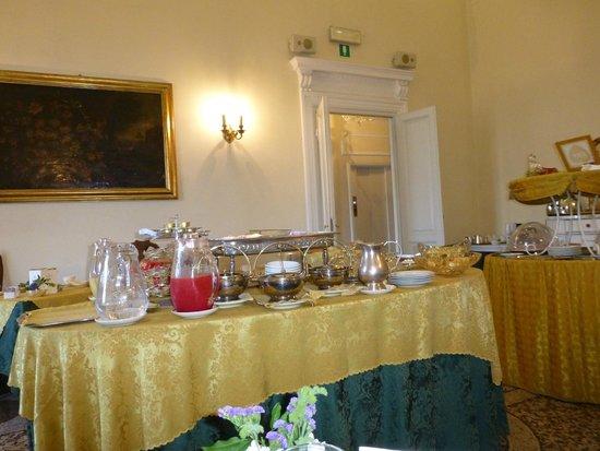 Principe Hotel: Comedor para el desayuno