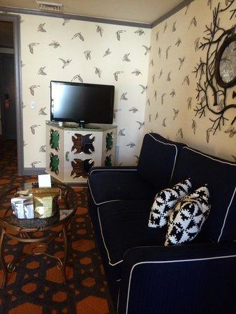 Kimpton Hotel Monaco Portland: Nice :)
