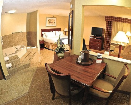 Holiday Inn Express Fenton : Executive Suite