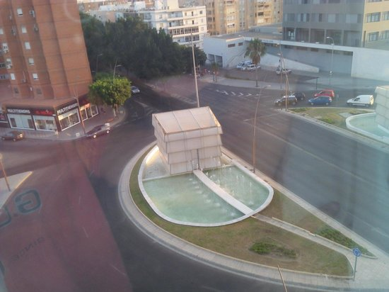 Tryp Indalo Almeria: Vista