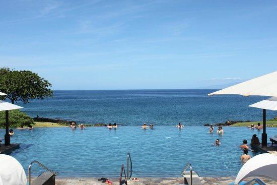Wailea Beach Marriott Resort & Spa: Infinity Pool
