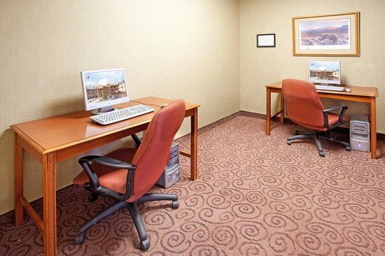 Holiday Inn Express & Suites - Gunnison: Business Center