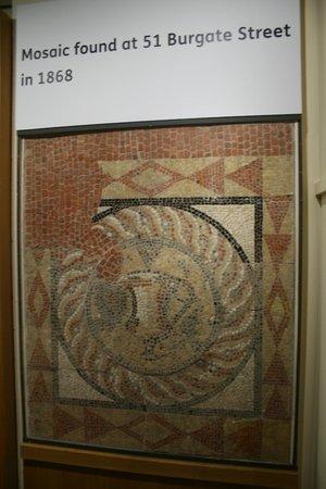 Canterbury Roman Museum: Roman Museum, Canterbury, England