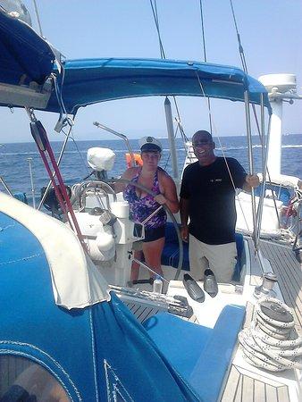 AEGEO Sailing Yacht: aye aye captain