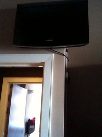 Tv Camera da letto - Foto di Fraser Suites Glasgow, Glasgow ...