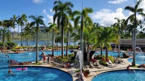 Marriott's Kaua'i Beach Club: Pool