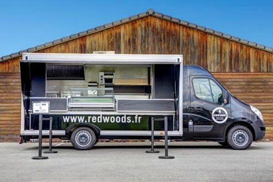 Clermont Ferrand Food Truck