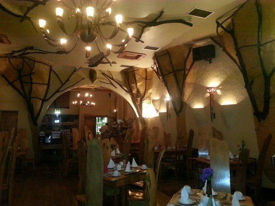 Kilford Arms Hotel: White Oak