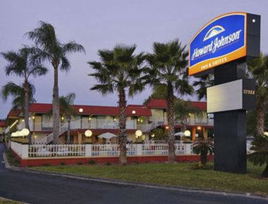 Howard Johnson Inn and Suites Clearwater FL : Welcome Howard Johnson, Clearwater