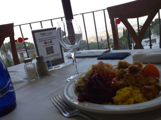 TRH Mijas: Jantar