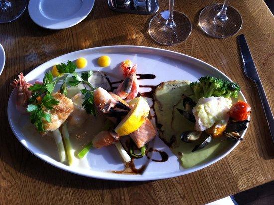 XL Diner: Drie dagverse vismomenten