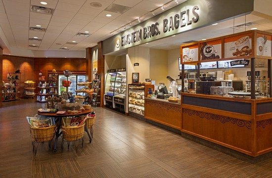 Hyatt Regency Houston: Einstein Bros Bagels