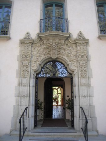 Exceptional Music Academy Of The West: Front Door Of Main House