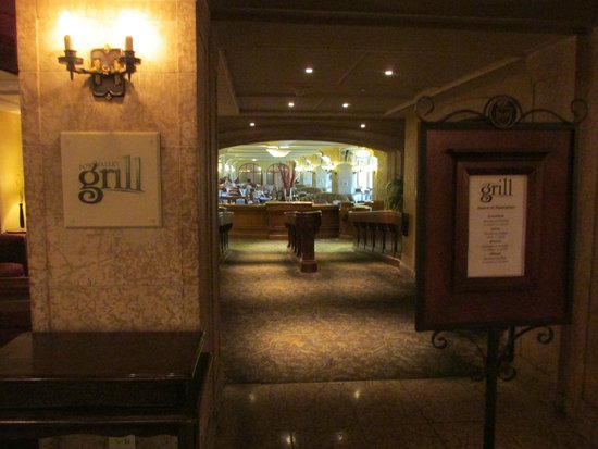 Bow Valley Grill : Entrance to BVG