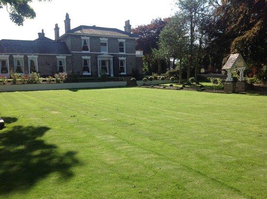 Dunedin Country House: une très jolie maison et un beau jardin ...