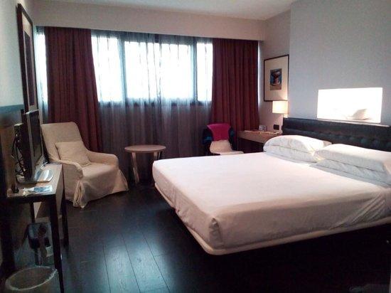 Hotel Zen Balagares: Habitación