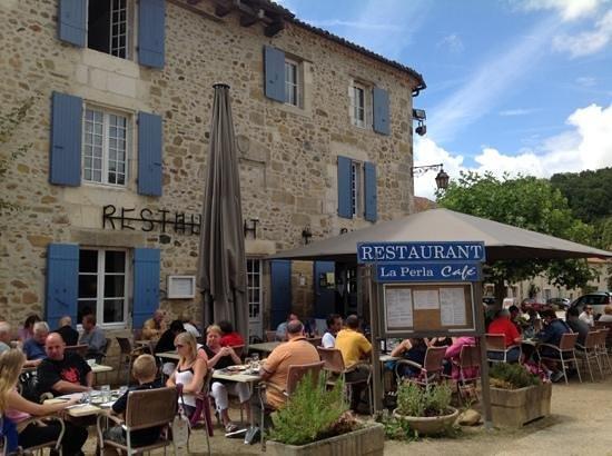 La Perla Cafe St Jean De Cole